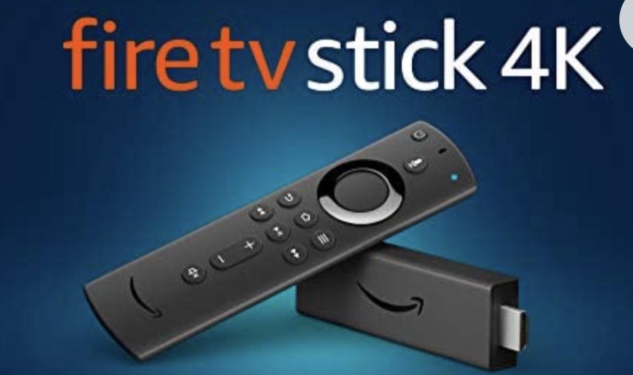 Fire TV Stick 4K Ultra HD con mando por voz Alexa de última generación
