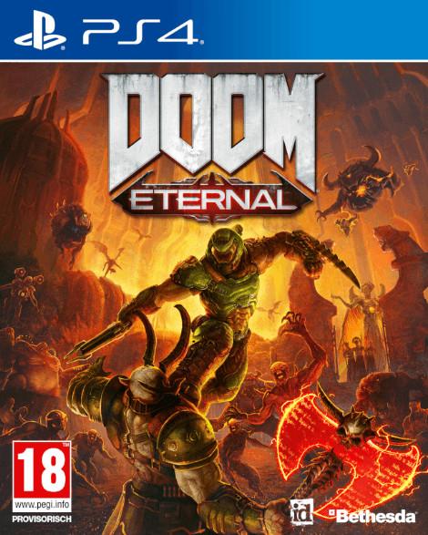 Doom: Eternal PS4