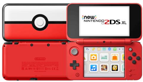 Nintendo 2DS XL Edición Pokemon 109€