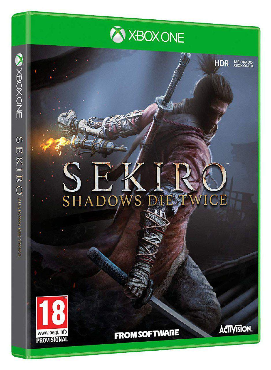 Sekiro: Shadow Die Twice Xbox y PlayStation