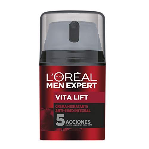 Vita Lift hidratante diario anti-edad-L'Oréal Paris Men Expert , 50 ml