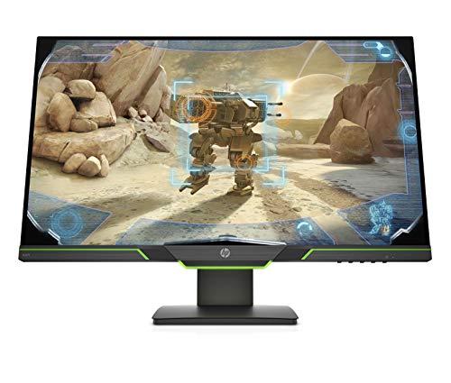"HP X27i - Monitor Gaming de 27"" QHD (IPS, 2560 x 1440 Pixeles, 144 Hz, 4 ms, AMD Radeon FreeSync) REACONDICIONADO - Estado Muy Bueno"