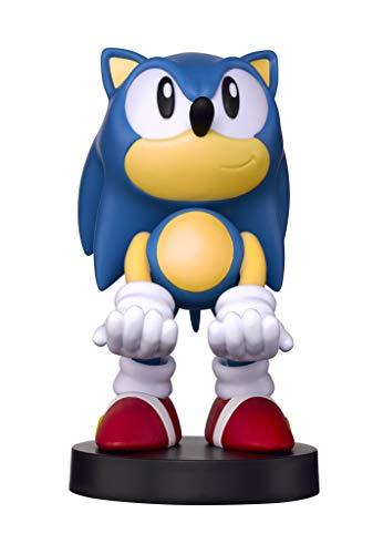 Cable Guy Sonic The Hedgehog de Sega, Soporte de sujeción o Carga