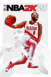 NBA 2K21 (Xbox One X)