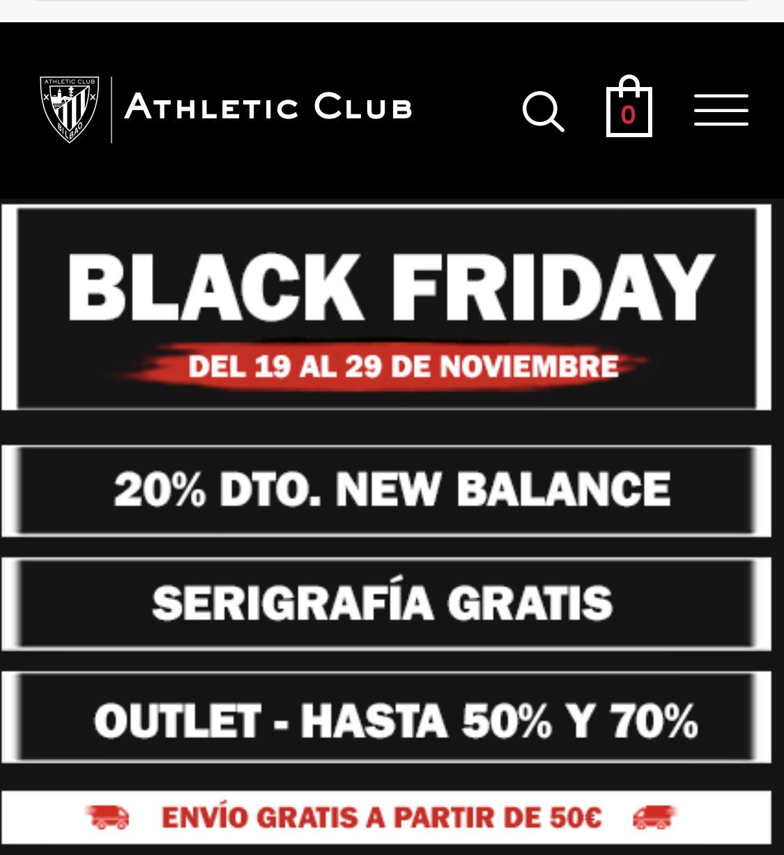 Black Friday Athletic Club