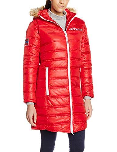 Nebulus Abrigo Winter Cortina Rojo S