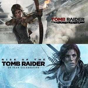 XBOX :: Tomb Raider Definitive Edition o 20º aniversario