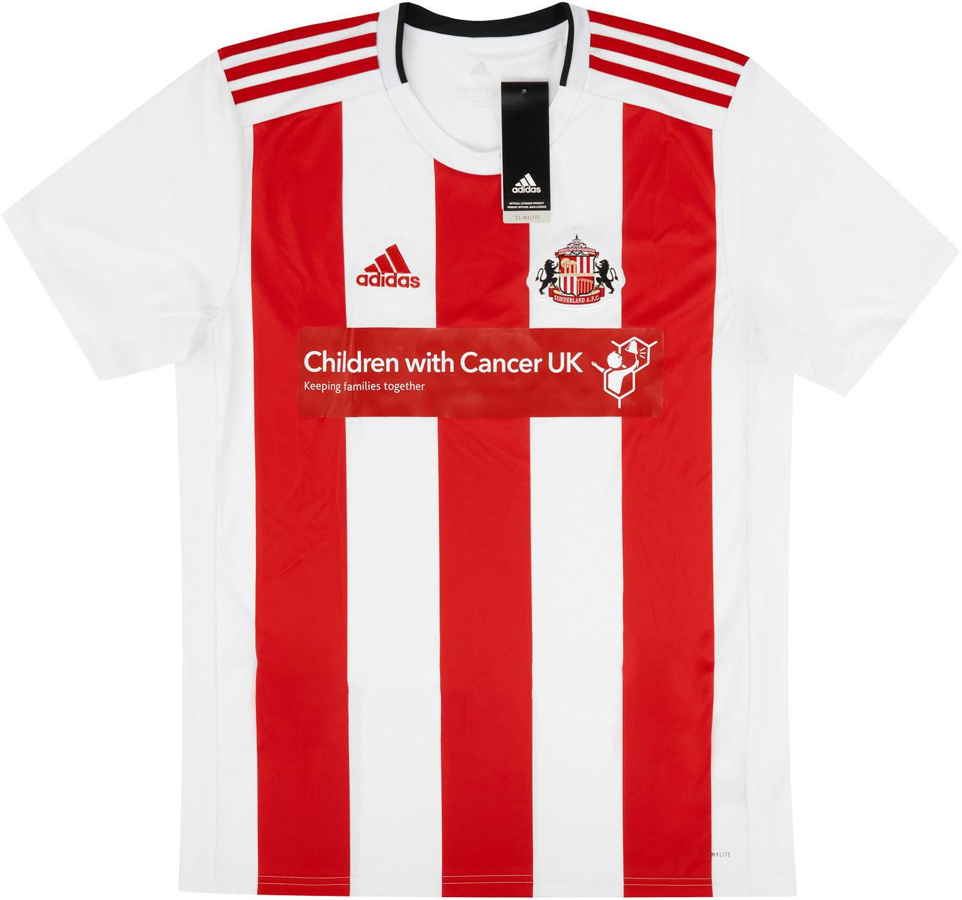 Camiseta Sunderland 19/2O