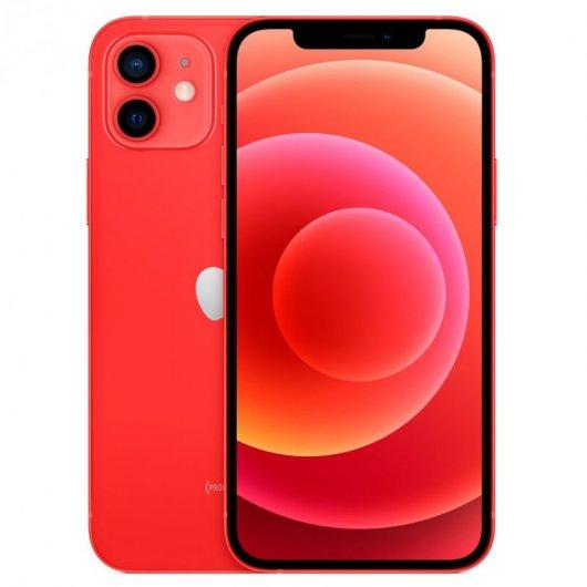 Apple iPhone 12 | 128GB Rojo