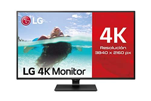 "Monitor IPS 43"" 4K UHD 3840×2160 ** Mínimo histórico **"