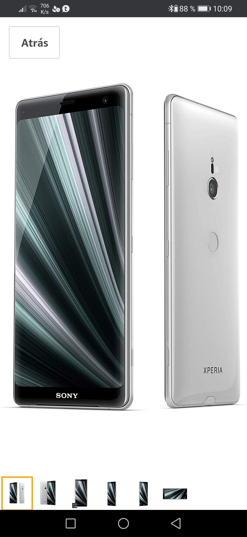 Sony Xperia xz3 + microsd 64 sony
