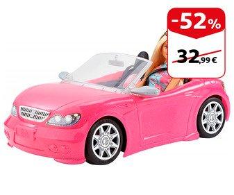 Barbie con descapotable