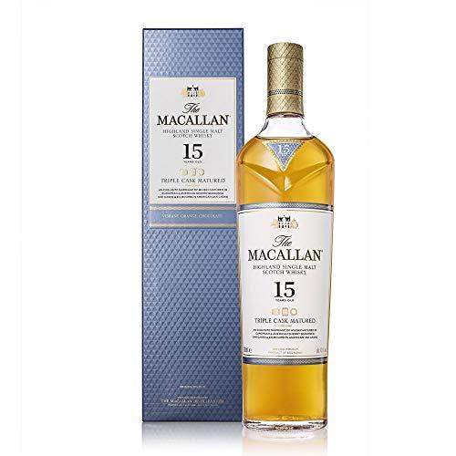 Macallan Triple Cask 15 Años Single Malt