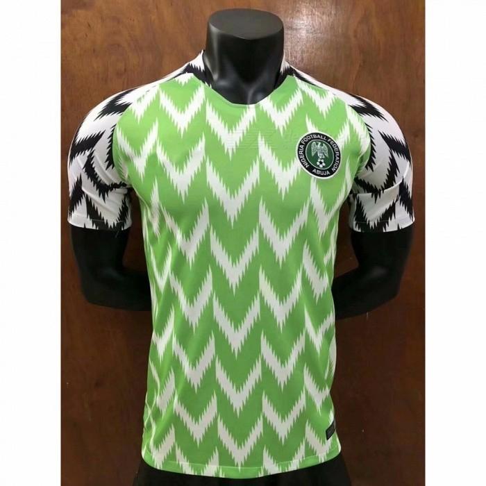 Camiseta Nigeria Mundial 2018