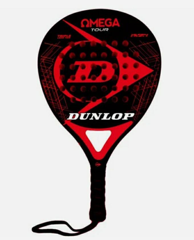 Pala Pádel Dunlop OMEGA TOUR RO