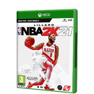 NBA 2K21 XBOX ONE Y PS4
