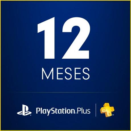 PlayStation Plus 12 Meses España (leer descripción)