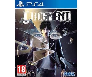 Judgment a 23,99 € en PS Store