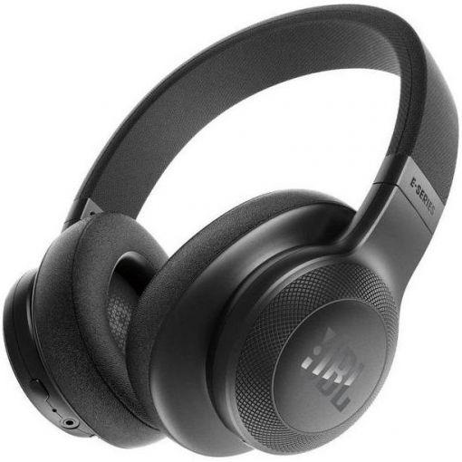 Auricular JBL E55 con Bluetooth Negro