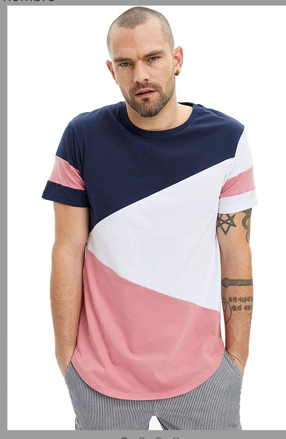 Recopilación camisetas en oferta para hombre (primavera,summer)