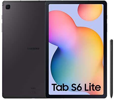 Tablet Galaxy Tab S6 Lite azul (editado)