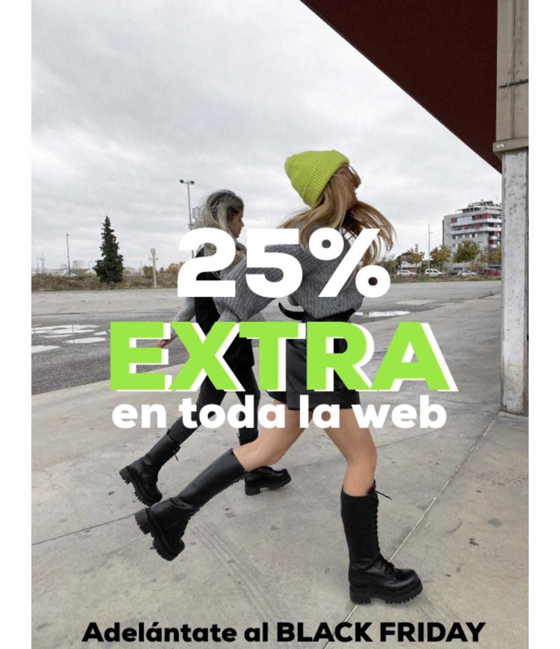 25% en toda la web Yellowshop