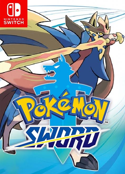 Pokemon espada Switch