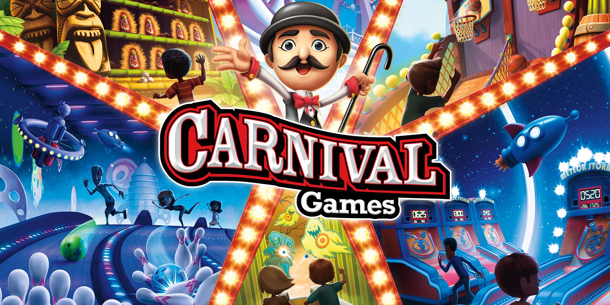 Carnival Games en Epic Games