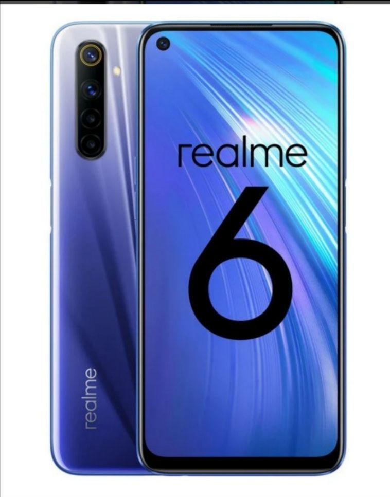 Realme 6 4/64GB Comet Blue Libre