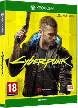 XBOX //Cyberpunk 2077 Day One edition MM