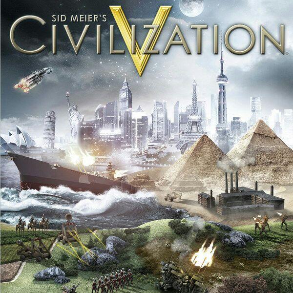 Civilization V con todos los DLCs a 7€