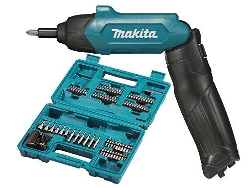 Destornillador Makita con accesorios solo 38.9€