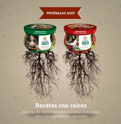 Verduritas La Piara totalmente gratis