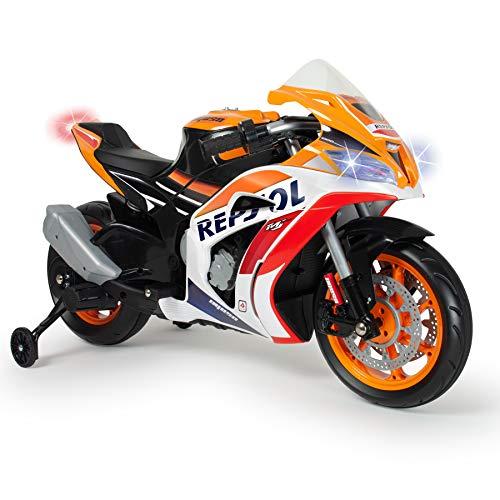 Moto de juguete para niños - Marc Márquez Moto Repsol 12V