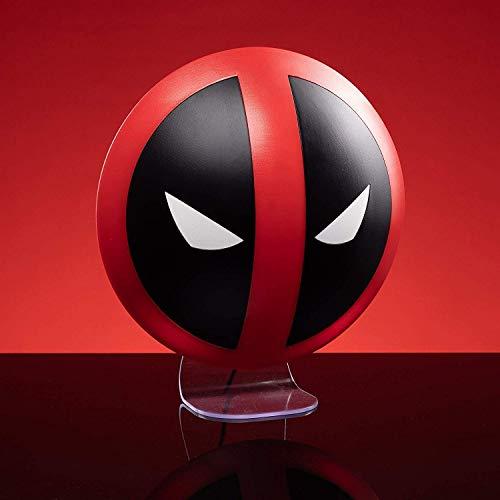 Lámpara Deadpool Logo en 3D [Paladone] [Marvel] - Mínimo histórico vendido y enviado por Amazon