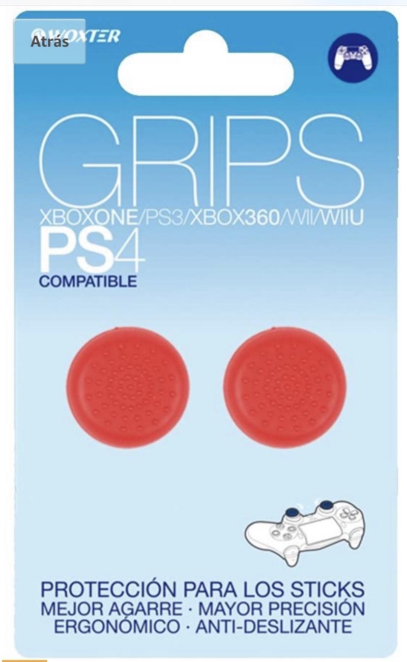 Blade - Grips Woxter, Color Rojo