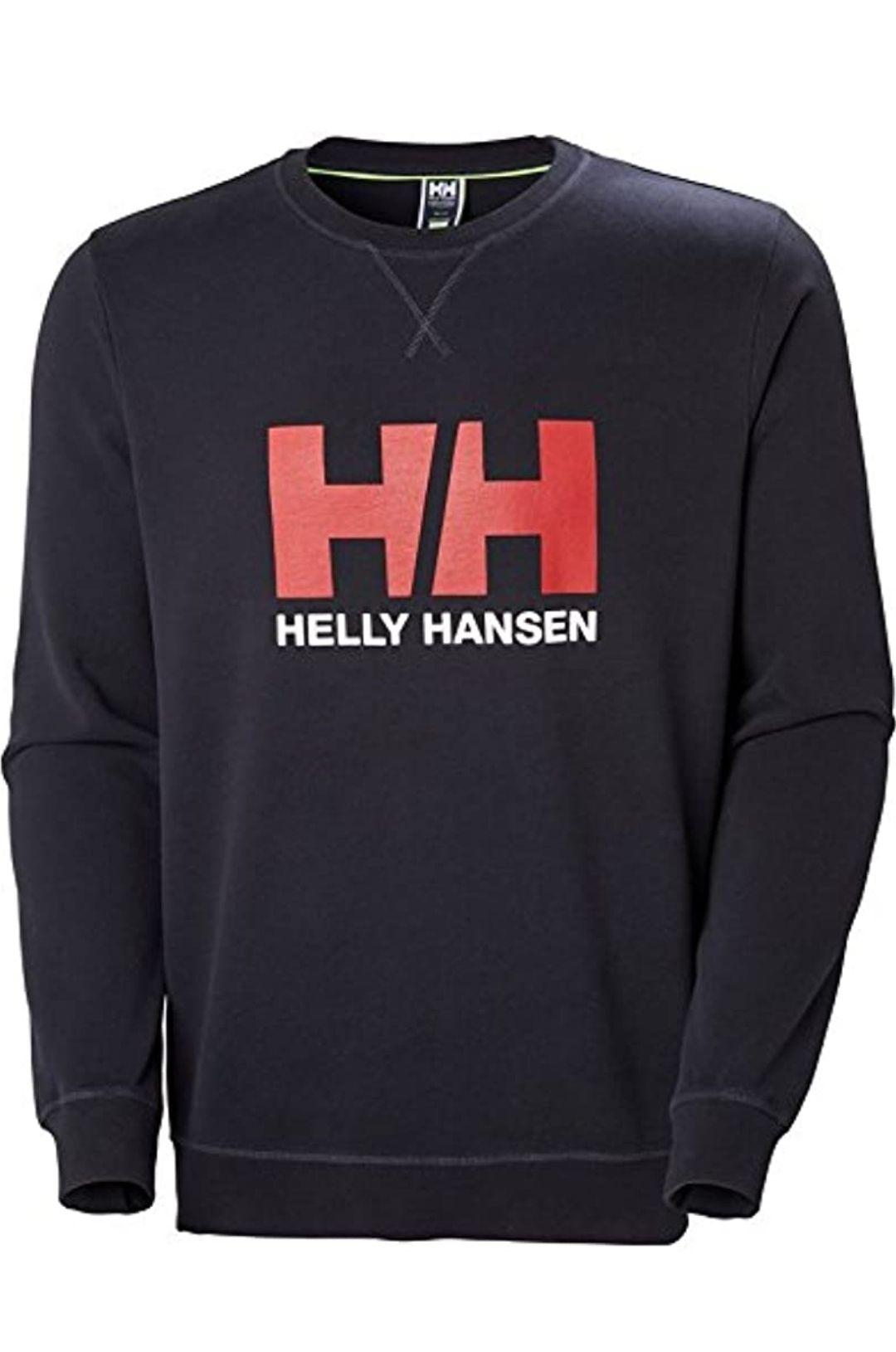 Sudadera Helly Hansen todas las tallas. En otros colores hay algunas tallas a ese precio
