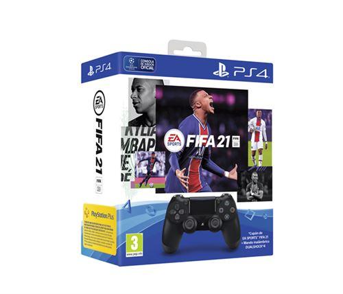 Dualshock + FIFA 21 + FUT 21 14 días