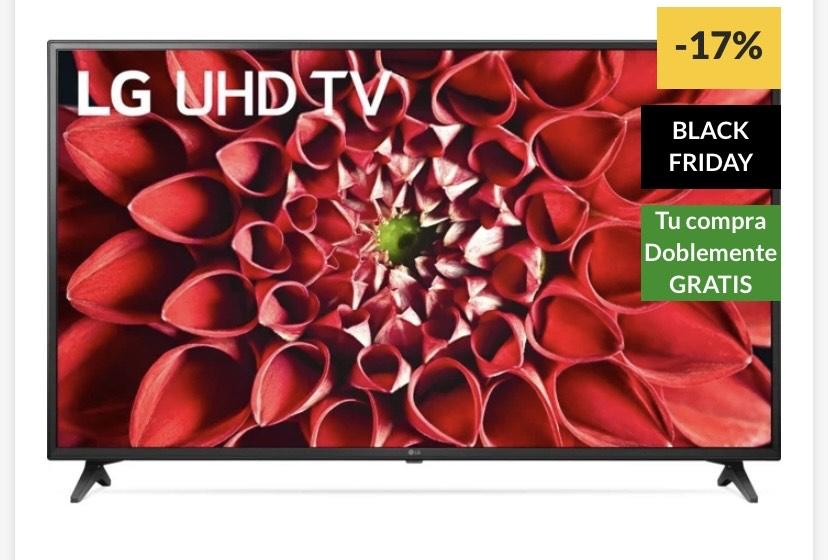 TV LG 60UN71006 (LED - 60'' - 152 cm - 4K Ultra HD - Smart TV)