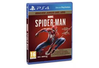 PS4 Marvel's Spider-Man (Ed. Juego del año)
