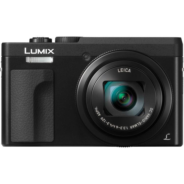 Panasonic Lumix DC-TZ90 Cámara Digital - Negro