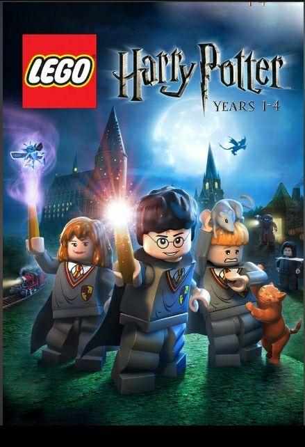 LEGO: Harry Potter 4 Primeras Películas (PC)