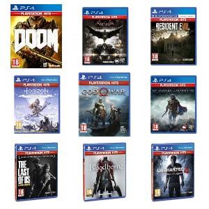PlayStation hits 9,90€ :: God of War, Horizon Zero Dawn, The Last Of us y otros (23-29 Nov)