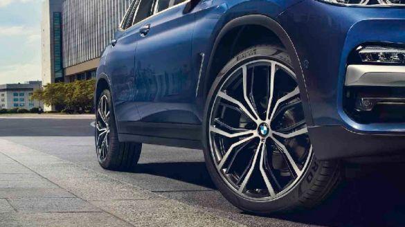 20% descuento en llantas y neumáticos BMW