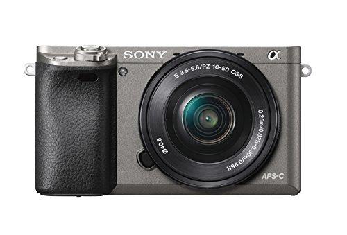 Sony Alpha 6000 - Cámara EVIL de 24.3 MP