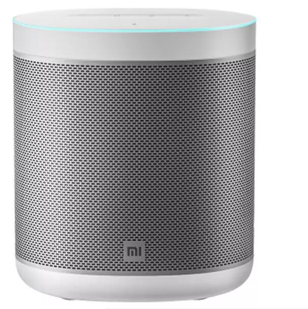 Mi Smart Speaker + 2 bombillas xiaomi luz cálida.