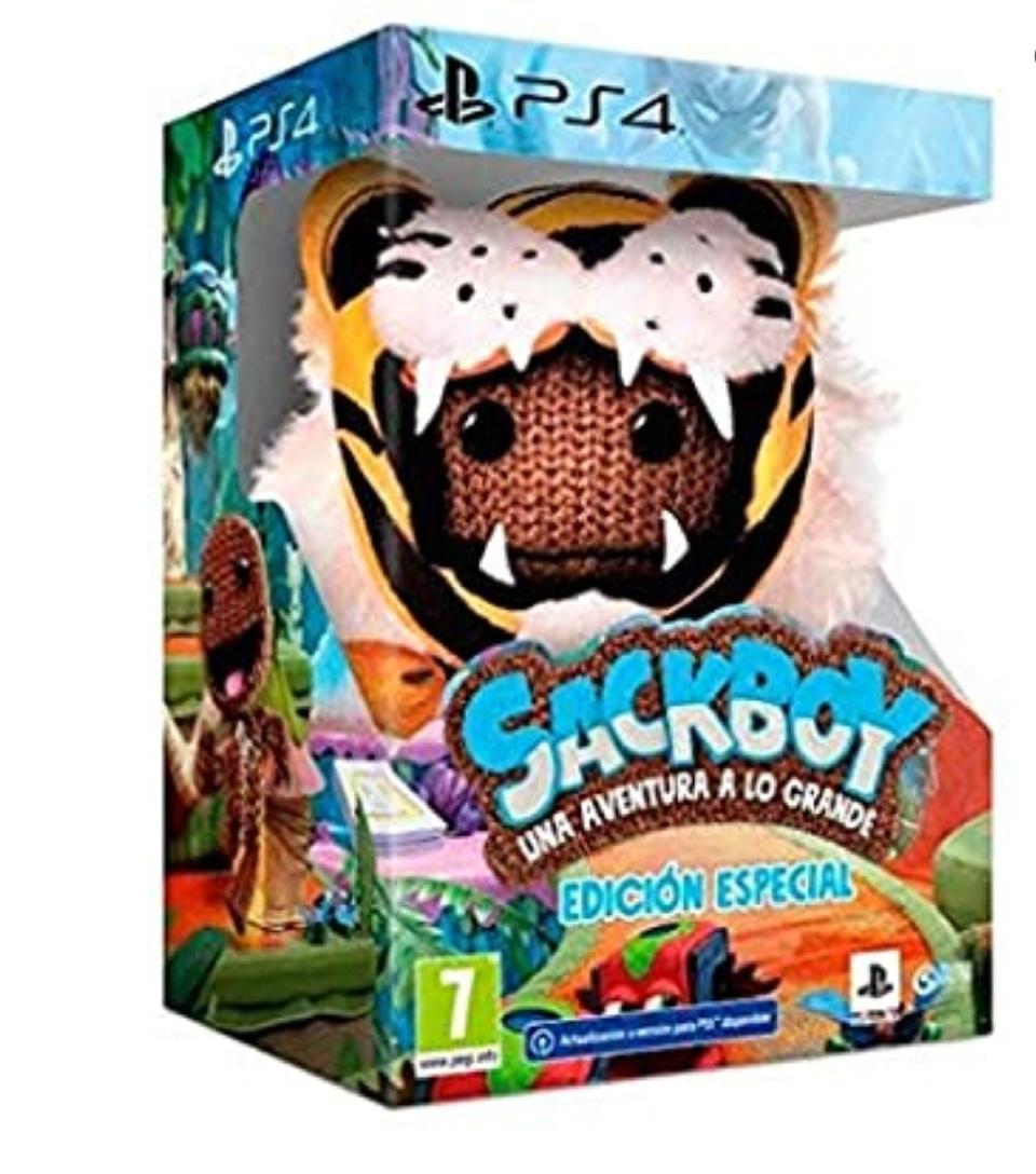SackBoy - Special Edition