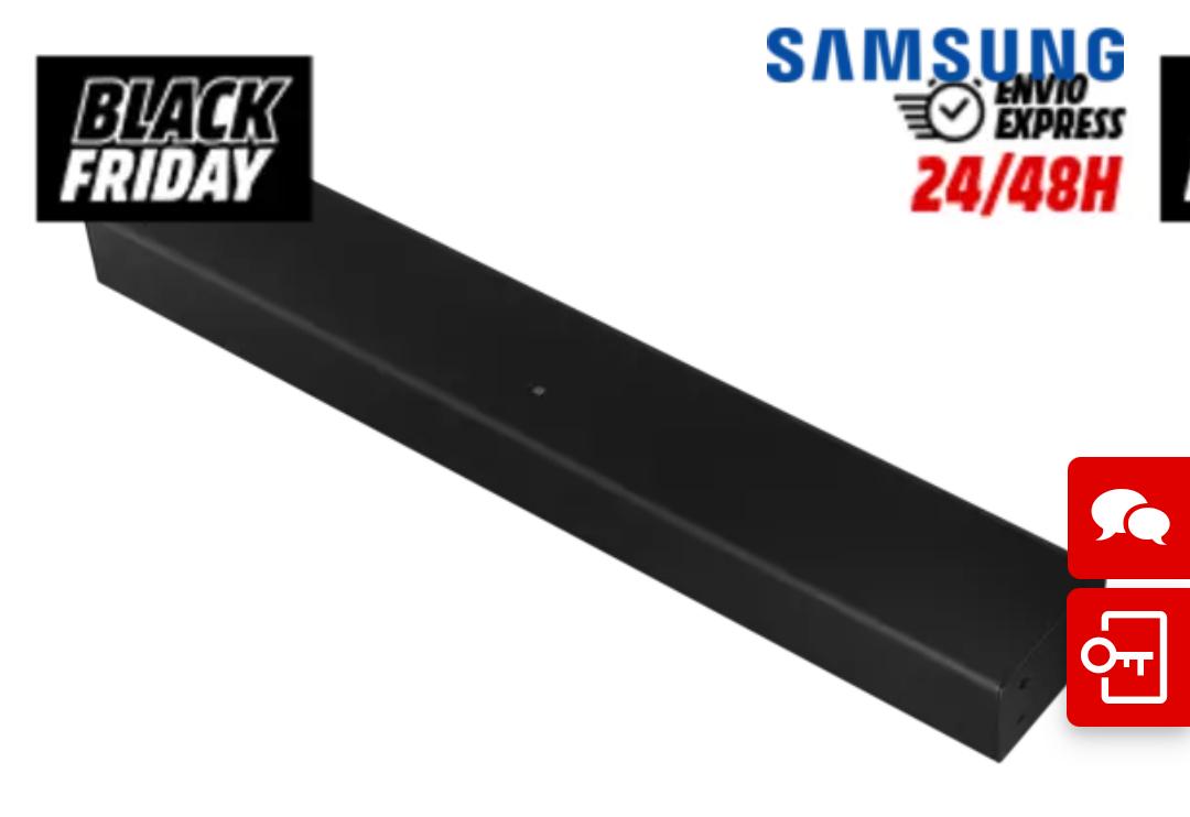 Barra de sonido - Samsung 2020 HW-T400
