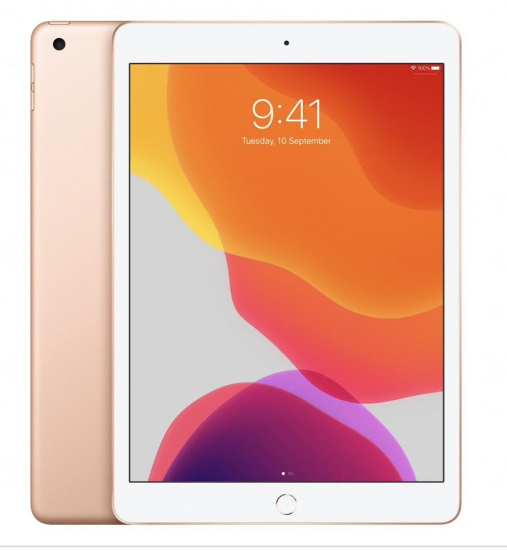 Apple iPad 10.2 (2020) 128GB Wifi - Oro