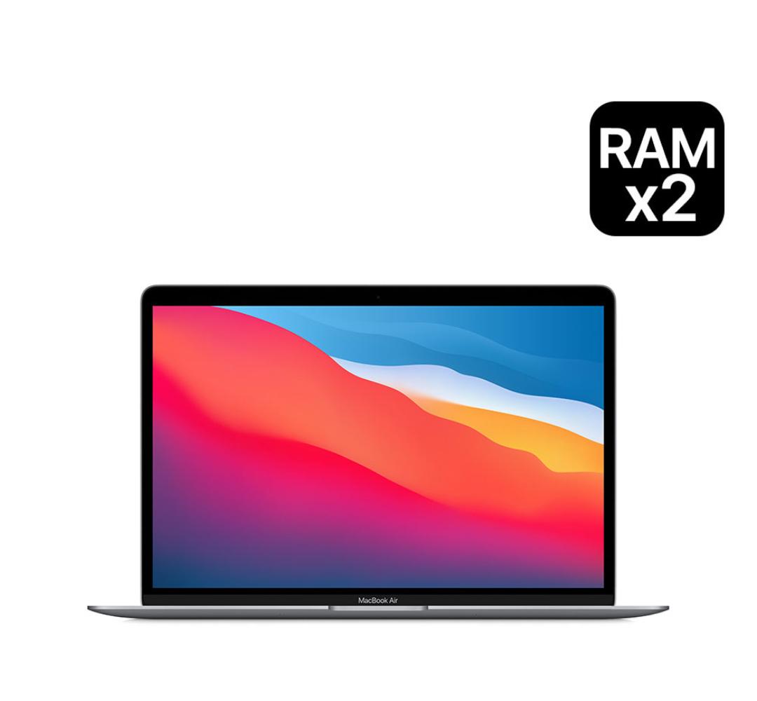 MacBook Air M1 16GB RAM, 256Gb, Space Gray (BLACK FRIDAY K-Tuin)